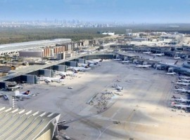 Cargo throughput at FRA continued to rise by 24.6 percent year-on-year to 208,506 metric tonnes during March 2021, up 3 percent compared to March 2019.