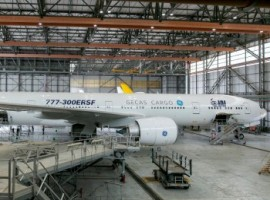 GE Capital Aviation Services (GECAS) and Israel Aerospace Industries (IAI) have announced that they have now passed the planned halfway phase of the Supplemental Type Certificate (STC) development programme for the 777-300ERSF or the Big Twin.