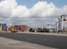 The Port of Savannah is bringing online 400,000 TEUs of annual container capacity at just the time when many port customers are seeking new storage options.