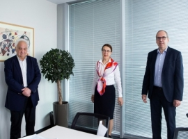 Gebrüder Weiss takes over the business of Rhenus Bulgaria, thereby strengthening its position in Southeast Europe.
