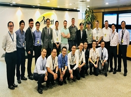 July 20, 2018: Hong Kong Air Cargo Terminals Limited (Hactl) is the first cargo terminal operator (CTO) in the world to complete a pilot for IATA's new Smart Facility Operational Capacity Audit (SFOC). SFOC is part of the Smart Facility programme which aims to provide total transparency on capacities and services offered by CTOs, by […]