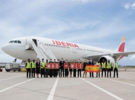 IAG Cargo announces the launch of a new direct service between Spain and Maldives to begin from July