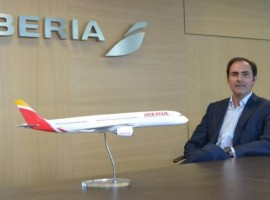 During his first stage in Iberia as Director of Strategic Planning and Finance, he led the company's Future Plan, which led to a return to profitability after several consecutive years of losses
