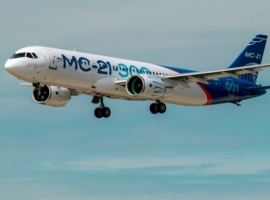 Volga-Dnepr Group is set to produce the freighter version of the MC-21-300, the new generation Russian passenger plane, with its manufacturer Irkut Corporation.