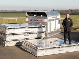 InstoneAir gets EASA nod for fully collapsible airstable