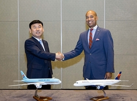 July 18, 2018: US carrier Delta Air Lines Cargo and Asian carrier Korean Air Cargo have expanded their Venture partnership to include cargo services for the trans-Pacific market. This comes after the recent implementation of the trans-Pacific Joint Venture partnership between the two airlines. The joint venture routes, on which Delta and Korean Air carried […]