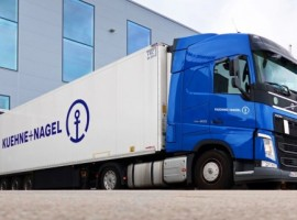 Kuehne Nagel's start to the 2021 business year was marked by a strong demand in transport services, especially for pharma and ecommerce fulfilment.