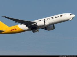 Emirates' ex Boeing 777F becomes Kalitta Air's first
