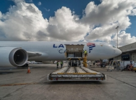 Avianor and LATAM Cargo, the largest airline in Latin America, completed and certified temporary cargo modifications on three Boeing 767.