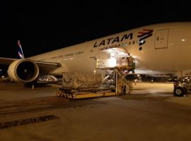LATAM Airlines Brazil ends its partnership with Rio de Janeiro and JBS with its sixth and final flight to Galeão.