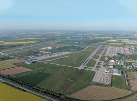 As Amazon makes its way, preparatory earthworks for cargo hall at Leipzig/Halle Airport commence