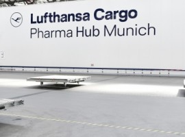 Lufthansa Cargo has opened two new pharma facilities – one at Munich Airport and the other at Chicago O'Hare Airport for the proper handling and storage of pharmaceutical shipments.