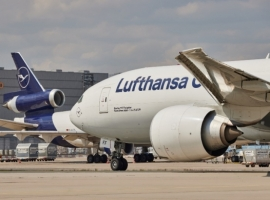 Lufthansa Cargo will receive another B777F by the end of his year.