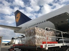 Lufthansa Cargo, ANA Cargo jointly move relief goods to Australia