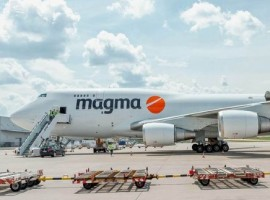 With effect from May 2021, Magma Aviation is expanding its fleet with the addition of one Boeing 747-400F through its partnership with Plus Logistics Solutions.