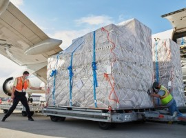 The demand for ecommerce and new product launches in the holiday season has seen cargo charters buzzing with activity as air freight rates hit the roof and capacity shrinks.