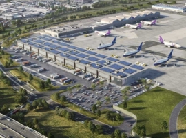 The project is part of a comprehensive Port Authority strategy to bring 21st-century standards to cargo operations at all of its commercial airports.