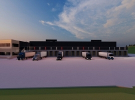 Scheduled to open in 2024, Cargo 4 will allow PIT to accept freight from abroad and distribute it throughout the eastern United States