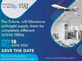 """On June 18, 2020, the third and final webinar of the series titled """"The Future: Will Life Science and MedTech Air Cargo Supply Chain Be Completely Different?"""" will conclude the webinar series."""