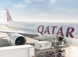 Qatar Airways has signed a partnership agreement with Airlink to transport 200 tonnes of humanitarian aid without a fee over the next two years.