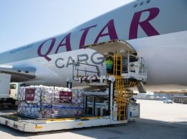 Qatar Airways Cargo has announced that through its '1 Million Kilos' campaign, from July to the end of December, charities will be able to use the services of Qatar Airways Cargo to transport humanitarian aid and medical supplies all over the world, free of charge.