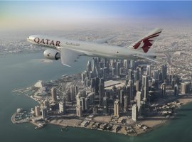 Jan 22, 2019: Qatar Airways Cargo has expanded its freighter network in Europe with launch of twice-weekly freighter services to Almaty in Kazakhstan. This is the Doha-based airline%u2019s second new freighter destination in 2019. The airline will operate Boeing 777 freighters on the route, offering more than 200 tonnes of capacity each week to the […]
