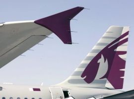 Qatar Airways' share of the passenger and air cargo market has grown significantly over the past three months, marking Qatar Airways the current largest passenger airline and the largest cargo airline in the world.