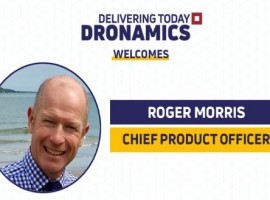DRONAMICS has announced the appointment of Roger Morris as chief product officer (CPO), a new senior management team position, responsible for all customer and product activities across the business.