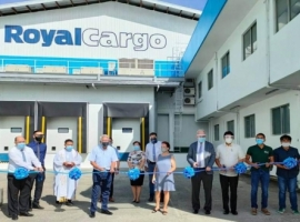 Royal Cargo inaugurated its new vaccine depot in Parañaque City, Philippines. Mayor Edwin Olivarez and Representative Eric Olivarez graced the inaugural ceremony of the new depot located at the Royal Cargo headquarters in Paranaque City.
