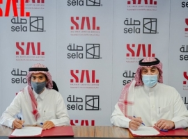 The signing took place at SAL's headquarter in Jeddah between SAL's CEO Omar Hariri and Eng. Loai Kamakhi, general manager, business solutions at Sela.