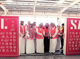 Saudi Arabian Logistics expands cargo facility at Dammam airport