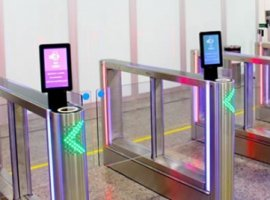 SITA's bar-code reading gates enable faster passenger boarding at Fortaleza and Porto Alegre