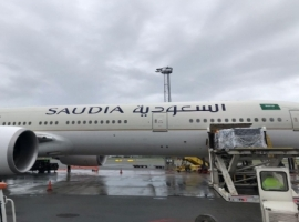 Saudia Cargo kicked off its twice a week preighter flights to Denmark's capital Copenhagen, widening its route network in Scandinavia for pharmaceuticals and perishables.