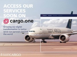 Saudia Cargo and e-booking platform cargo.one have entered into a distribution agreement to provide digital booking experience to customers across the board.
