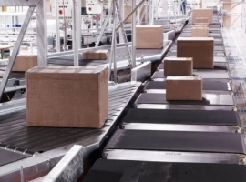Deutsche Post has contracted Siemens Logistics for the delivery, integration and commissioning of parcel sorting technology for its international postal center (IPC) in Niederaula, Germany.