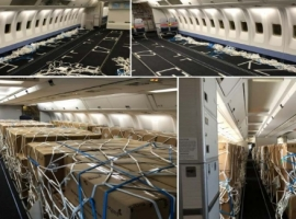 The German client needed 1,400 boxes of Covid-19 test kits transported from Beijing Capital International Airport (PEK), China to Linz Airport (LNZ), Austria, and Chapman Freeborn was the perfect choice for the operation.