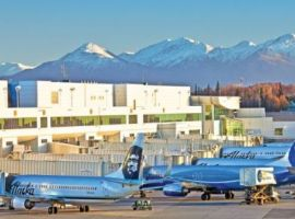 Ted Stevens Anchorage International Airport's (ANC) second quarter cargo tonnage increased by 14.5 percent compared to the second quarter of last year, and the airport saw saw a 7.38 percent increase in cargo tonnage in the first half of 2020.
