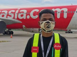 Teleport India, AirAsia's logistics arm, ties up with a fashion brand House of Masaba to deliver masks to markets in Southeast Asia to combat the Covid-19 pandemic.