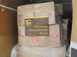 The UPS Foundation funds $500k for logistics support to disaster-affected Australia, Puerto Rico, Philippines