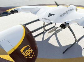 UPS' drone delivery subsidiary UPS Flight Forward (UPSFF) is collaborating with German drone-maker Wingcopter to develop the next generation of package delivery drones for a variety of use cases in the United States and internationally.