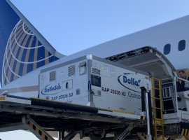 United Cargo announced it will enhance its TempControl service by becoming the first U.S. carrier to lease temperature-controlled shipping containers manufactured by DoKaSch