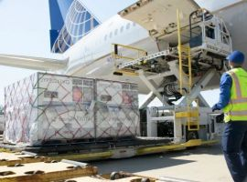 United Cargo partners with DSV Air and Sea to transport important pharmaceutical materials to places all over the world. One of the items most critical during the current crisis is blood plasma.