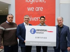 Universal Aviation partners with Cayman Dispatch Service and enters the Islands