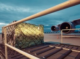 WorldACD's market data on air cargo for March 2020 showed a 19 percent drop in cargo carried worldwide
