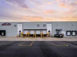 Aeroterm has announced the completion of its 50,400 sqft airside cargo facility at Cincinnati/Northern Kentucky International Airport (CVG).