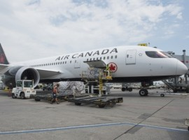 Air Canada Cargo, the airline's cargo division, reported a revenue increase of 52 percent in the second quarter over the previous year, driven by strong demand for cargo.