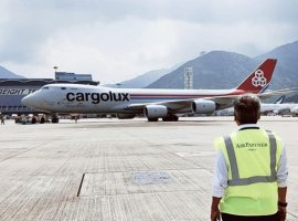 Following growing constraints on logistics due to measures imposed to contain COVID-19, Air Partner is imploring companies to book air cargo transport in advance to secure availability and keep their supply chains moving.