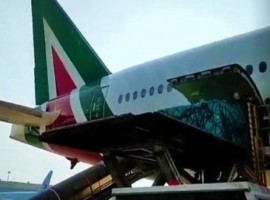 The Italian national flag carrier, which has been operating its weekly cargo-only passenger flights from India since June 2020 from Delhi and Mumbai had earlier this month, carried 53 tonnes on October 4 and 54 tonnes on October 2 respectively.