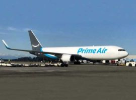 Amazon to lease 12 additional 767-300 converted cargo aircraft, increasing their fleet to over 80 aircraft.