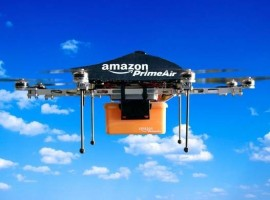 Amazon received approval from the Federal Aviation Administration (FAA) to operate its fleet of Prime Air delivery drones - a milestone that allows the company to expand unmanned package delivery.